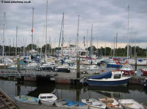 Lymington Mariner
