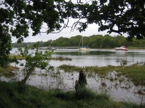 The River Beaulieu