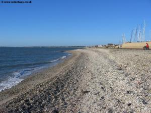 Lee-on-the-Solent beach